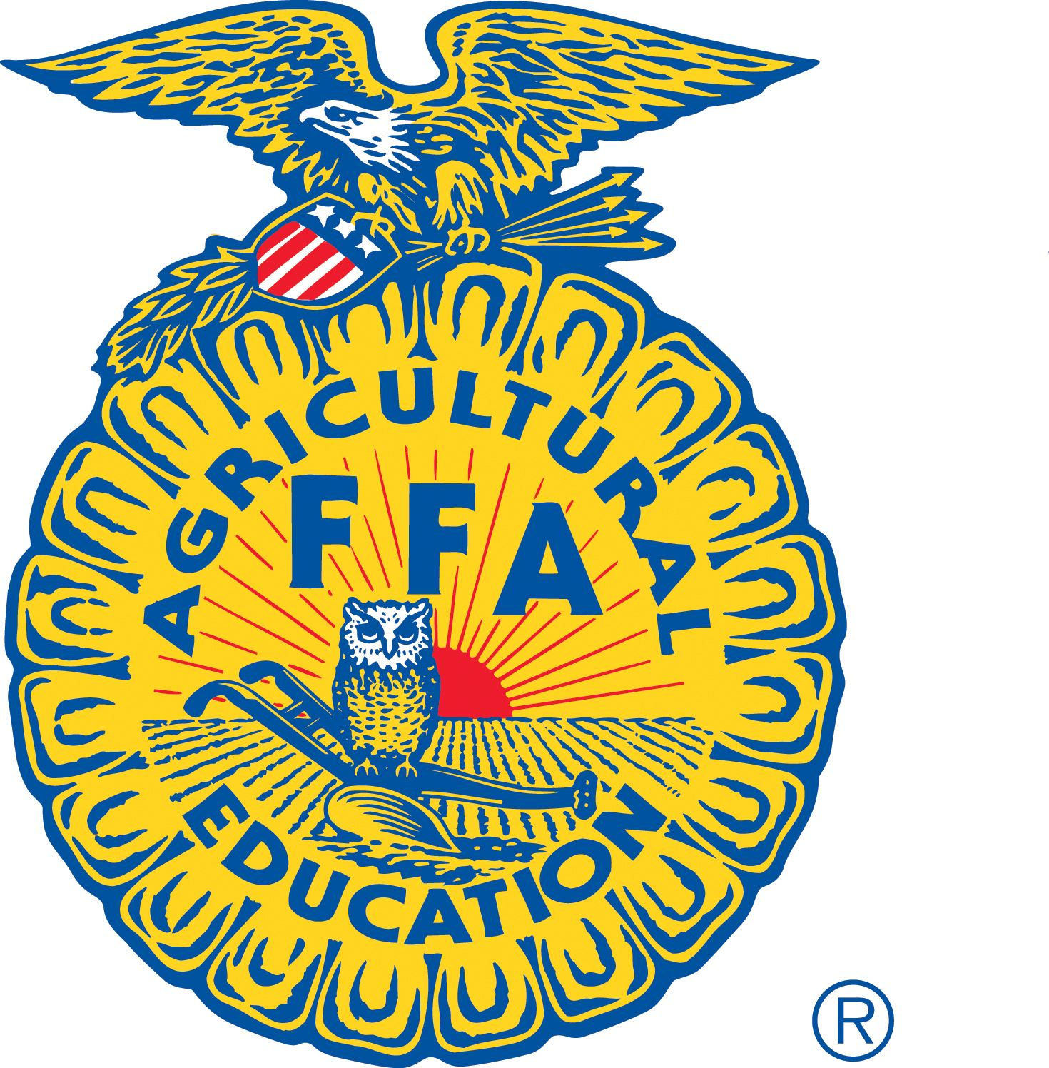 Agricultural FFA Education Logo