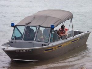 Rescue Training Boat