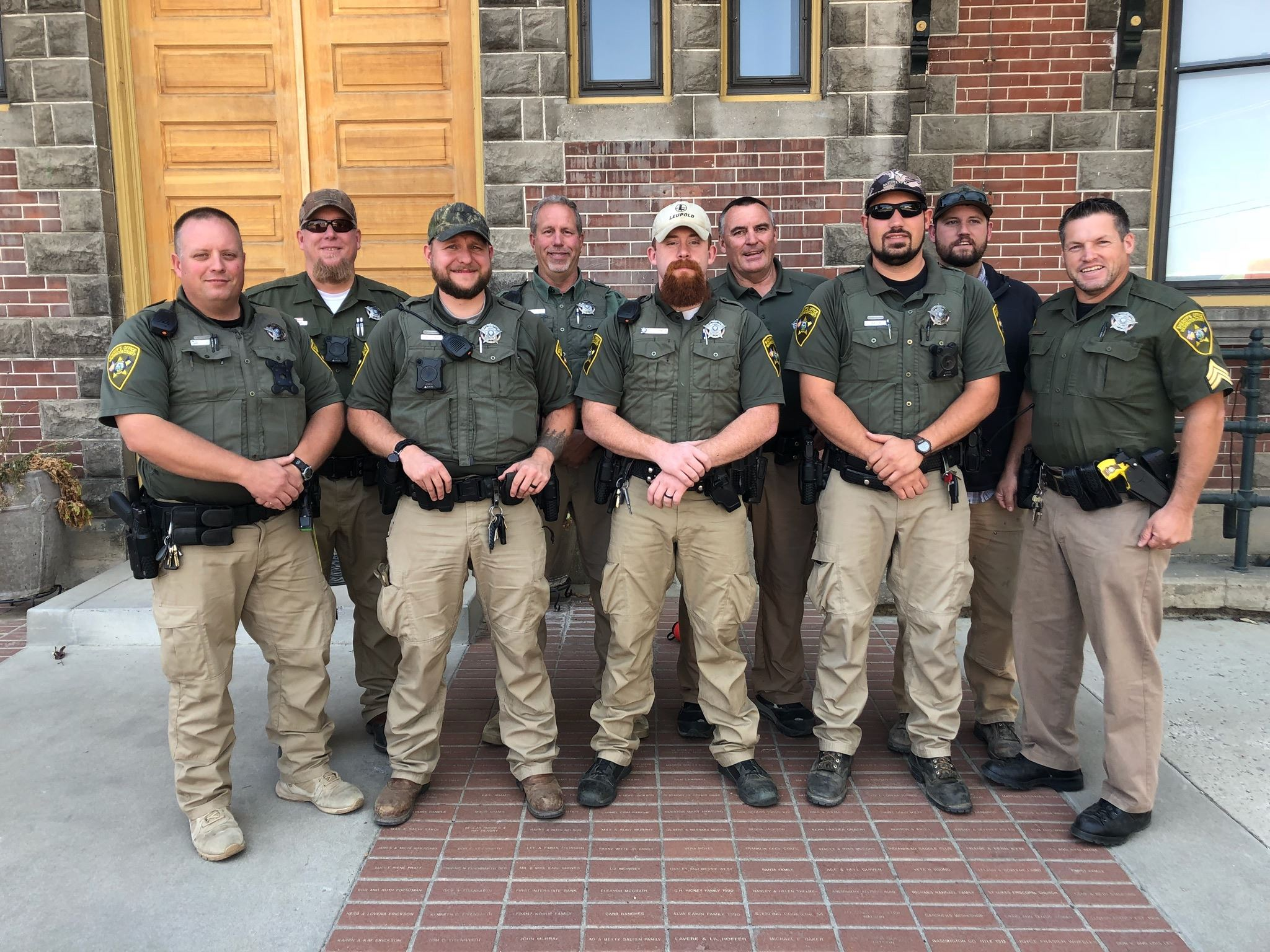 Patrol Deputies